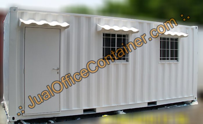 jual 20 feet office container 3