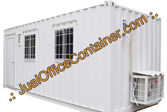 Jual Office Container