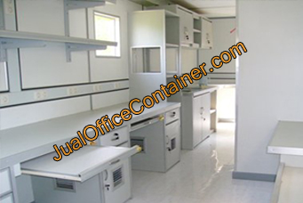 Laboratorium Container Lab Container