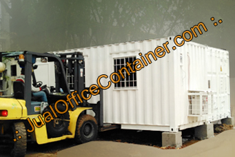 Sewa Office Container