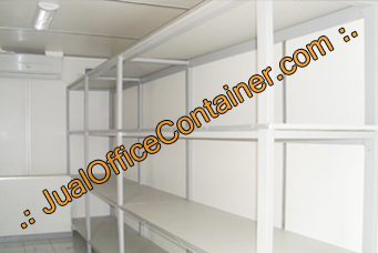 Storage Container Container Gudang